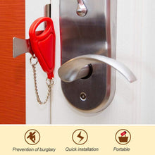 Load image into Gallery viewer, Domom® Portable Security Door Lock