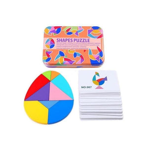 Educational Toy—Shape Puzzle