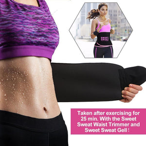 Fat Burning Belt Slimming Waist Belt