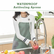 Load image into Gallery viewer, Adjustable Erasable Waterproof Kitchen Apron
