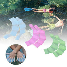 Load image into Gallery viewer, HydraHand- Swimming Fins Handcuffs Flippers