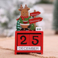 Load image into Gallery viewer, Christmas Decoration Calendar