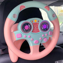 Load image into Gallery viewer, Steering Wheel Toy