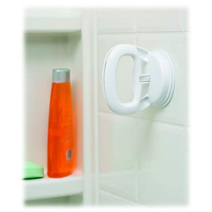 Bathroom Safety Grab Rail & Suction Cup Handrail