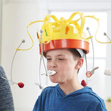 Load image into Gallery viewer, Food Game Hat Funny Tricky Party Crown Type Toys