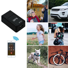 Load image into Gallery viewer, GPS Tracker, Magnetic Mini GPS Locator Anti-theft GPS Tracker