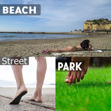 Load image into Gallery viewer, Hirundo Barefoot Beach Invisible Shoes, 5 pairs