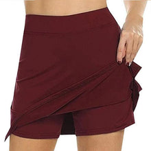 Load image into Gallery viewer, Anti-Chafing Active Skort