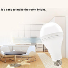 Load image into Gallery viewer, Rechargeable Emergency LED Light Bulb