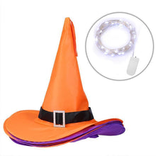 Load image into Gallery viewer, Halloween Decorations Witch Hat