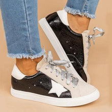 Load image into Gallery viewer, Fashion Women Round Toe Sneaker