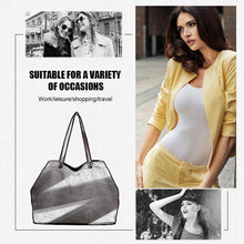 Load image into Gallery viewer, Large Capacity Retro Casual Canvas Handbag
