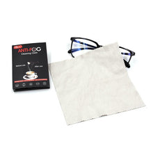 Load image into Gallery viewer, Defog Nano-Microfiber Wipe Cloth for Glasses