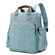 Load image into Gallery viewer, Large Waterproof Baby Diaper Bag Mother Backpack