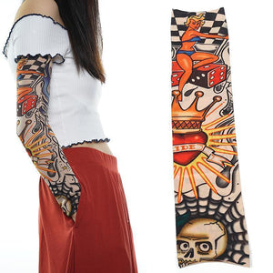 10pc Tattoo Arm Sleeves Kit