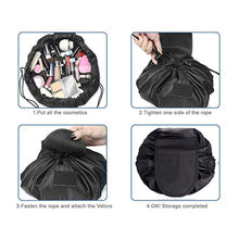Load image into Gallery viewer, 【Last Day Promotion:SAVE $10】Portable Magic Lazy Cosmetic Bag