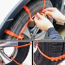Load image into Gallery viewer, Anti-Skid Zip Tire Chain
