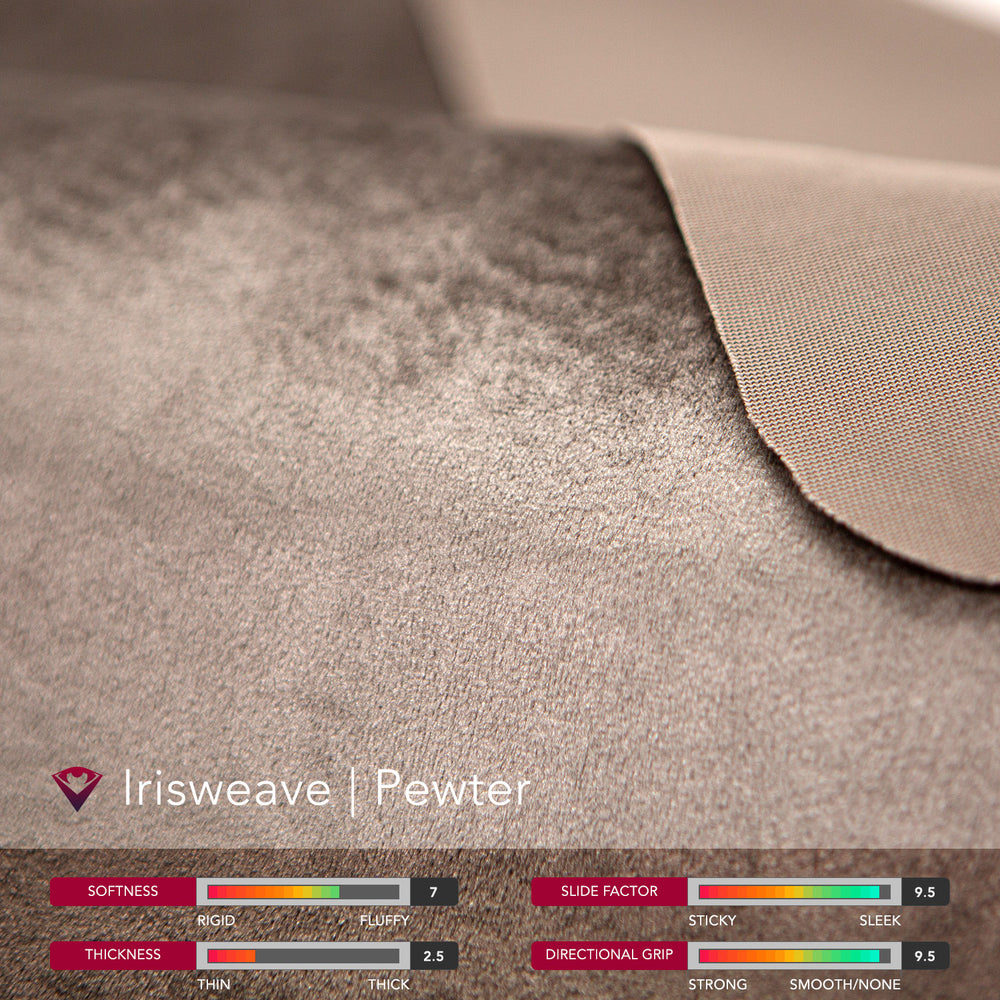 Angedevimon | PROTOTYPE | Irisweave Pewter x Grape