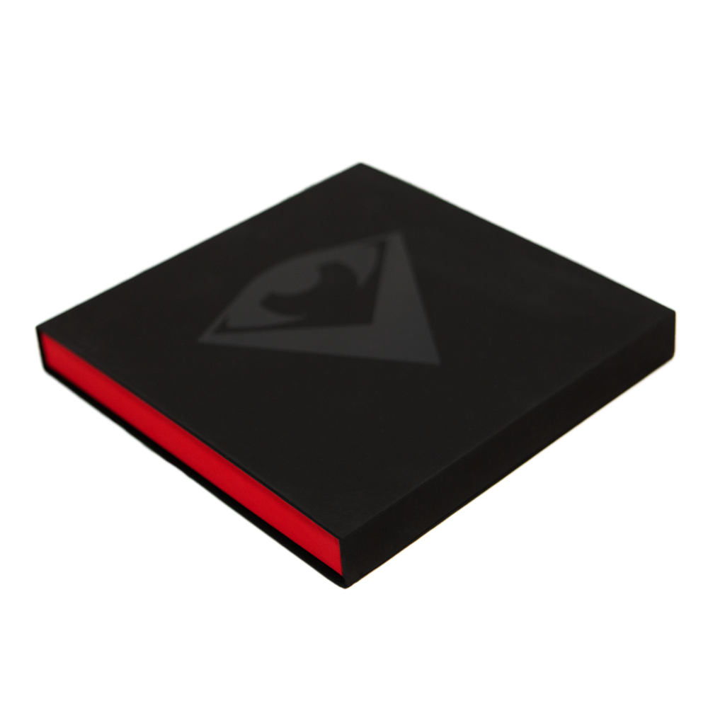 Pvramid Magnetic-lid Box | Season 2 | RED Edition