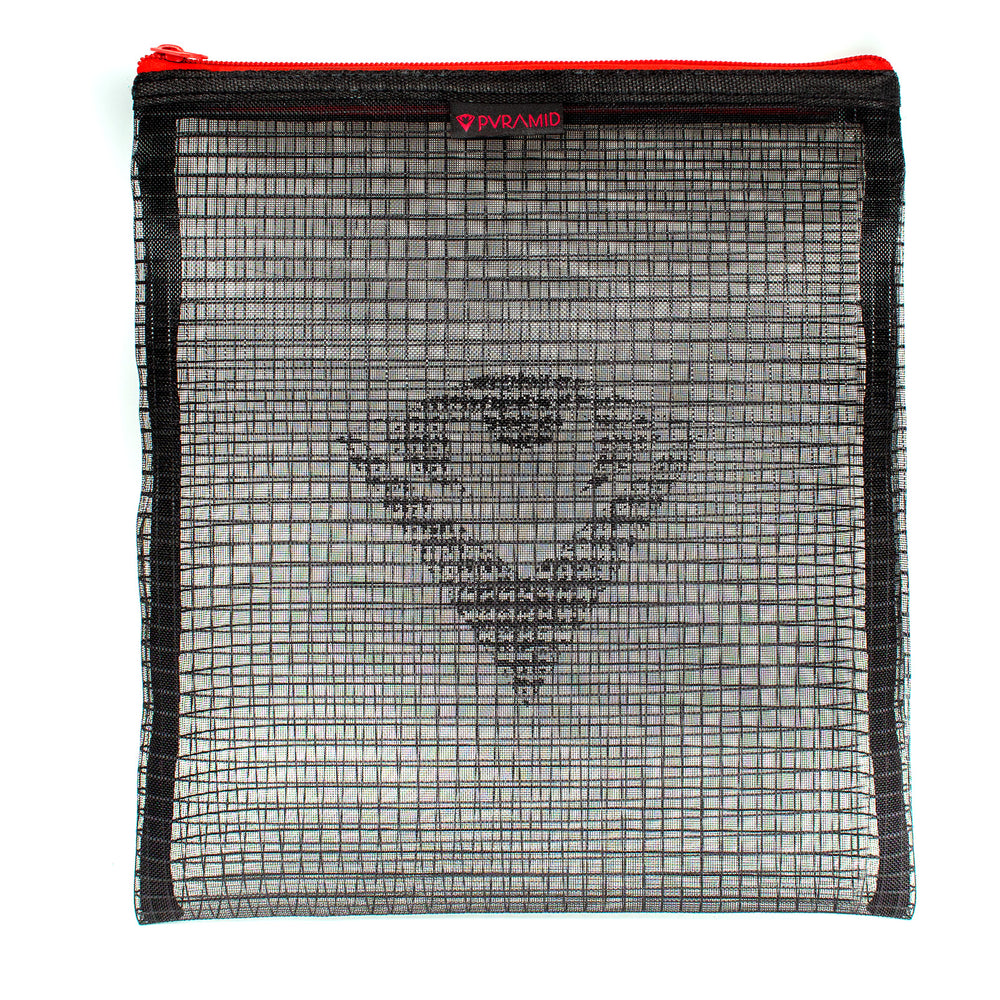 Pvramid Mesh Zipper Bag v1.0