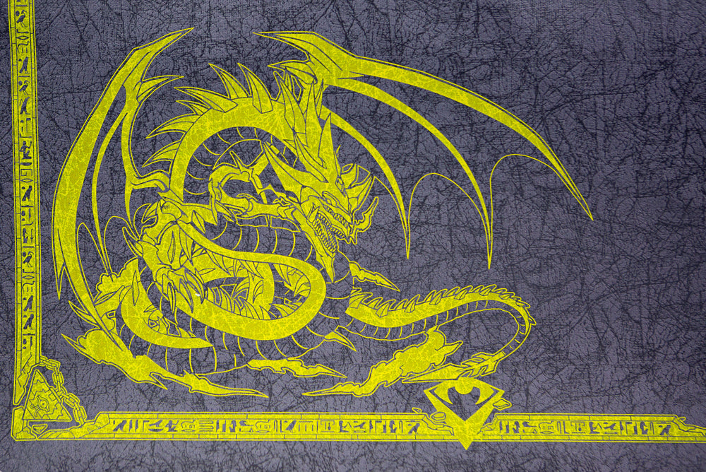 The Sky Dragon | SHINY on Odyssey Marble (Charcoal)