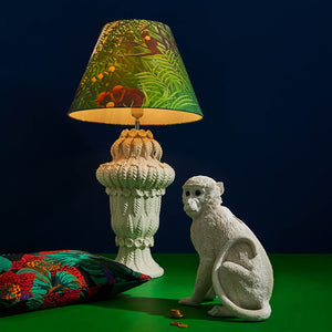 klevering amsterdam lamp and monkey coinbank