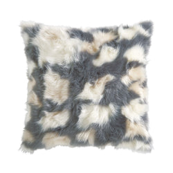 Faux Fur Hair Cushion