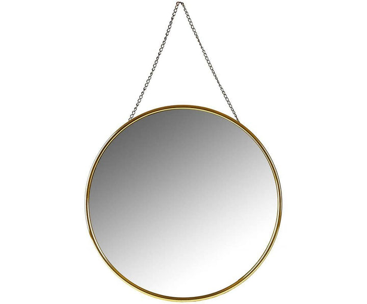 Gold Chain Mirror