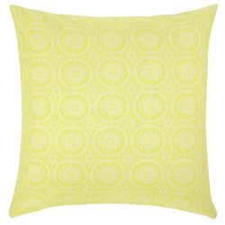 Yellow Grande Cushion