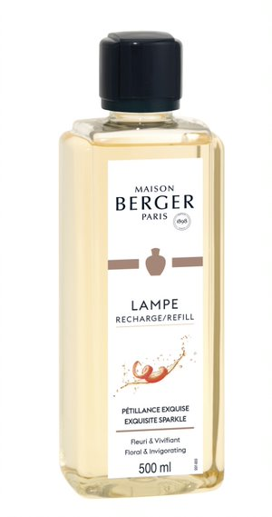 Exquisite Sparkle Lampe Berger Refill 500ml