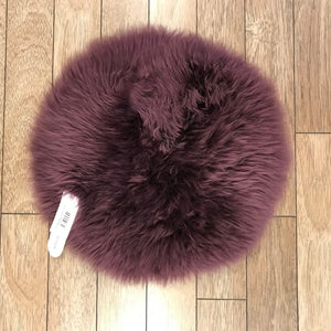 Sheepskin Seatpad NZ Long Hair