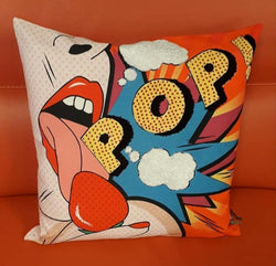 Pop Cushion