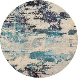 Sealife Blue Rug