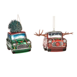 Christmas Car Tree/Antlers Decoration