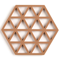 Triangles Silicone Trivet