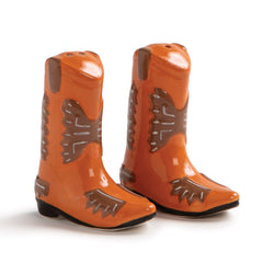 Cowboy Boots Salt & Pepper