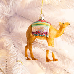 Christmas Camel Decoration