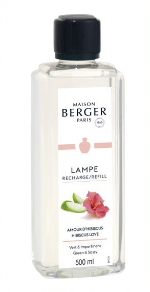 Hibiscus Love Lampe Berger Refill 500ml