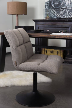 Bar Lounge Chair & Footstool
