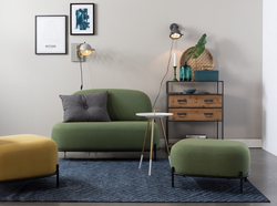 Polly Sofa, Lounge Chair & Footstool