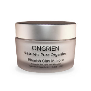 Organic Blemish Clay Masque