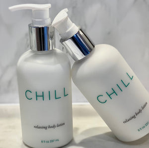 """Chill"" Relaxing Body Lotion"