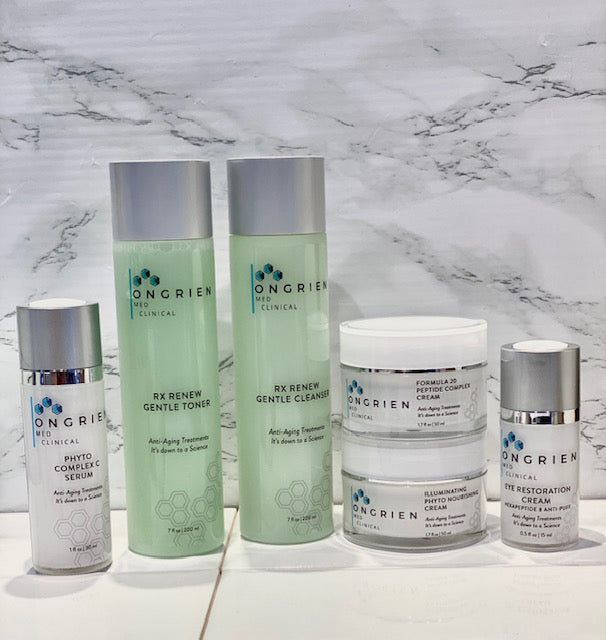 Ongrien MedClinical Anti-Aging (Deluxe Bundle)