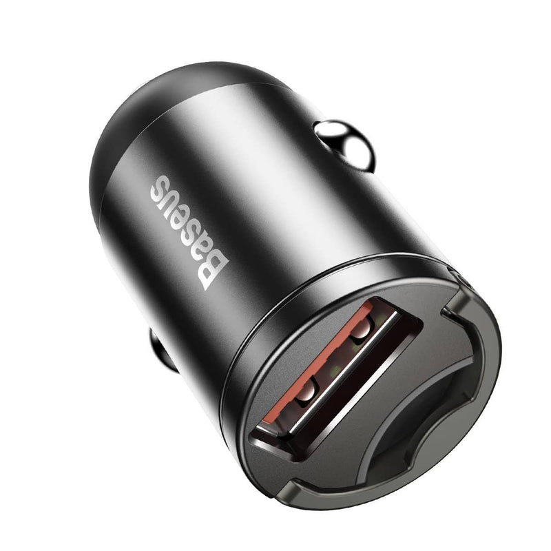 Baseus Mini USB Quick Charger Autolader 30W