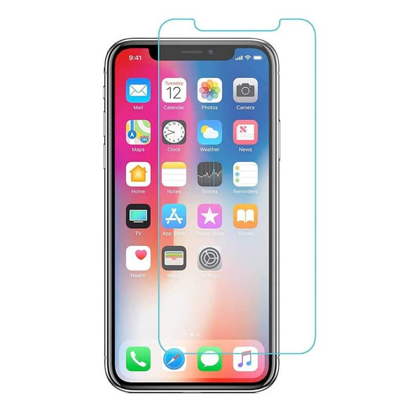 Colorfone Tempered Glass Screenprotector iPhone X / XS / 11 Pro