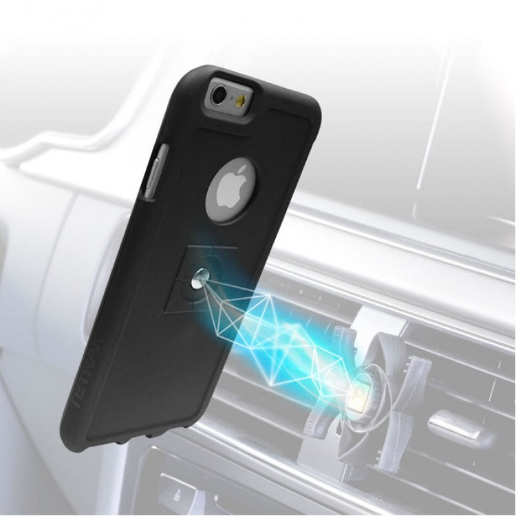 Tetrax Apple iPhone 6(S) Plus XCase + Smart houder