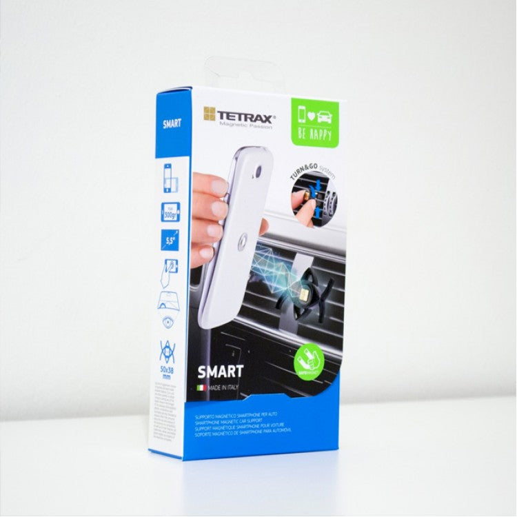 Tetrax Apple iPhone 5 / 5S / SE XCase + Smart houder