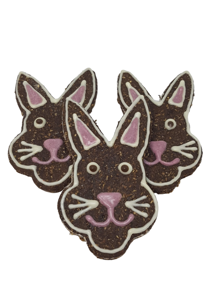 Easter Bunny Biscuit - 1 Item