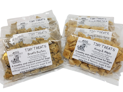 Tiny Treats - 50gm bag