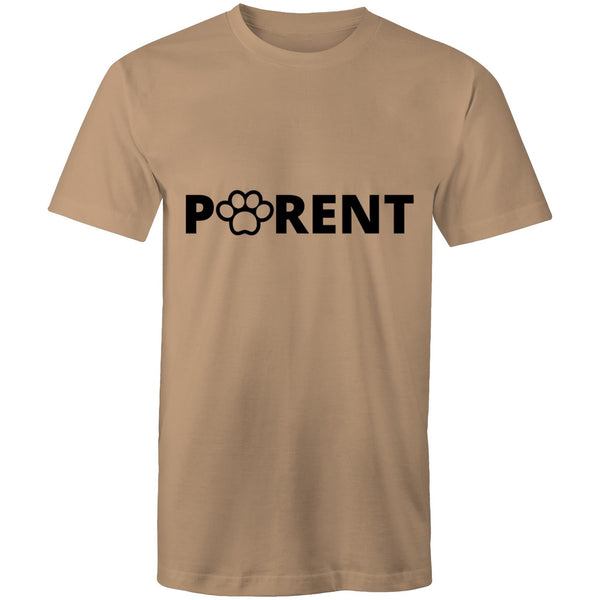 Dog Parent - Mens T-Shirt - 16 Colours